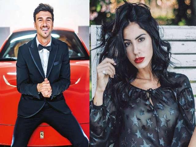 """Andrea Damante, con Giulia De Lellis """"è destino"""": il gesto del deejay"""
