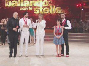 quinto posto classifica ballando con le stelle 2018