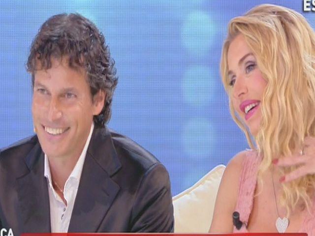 Valeria Marini: l'ex fidanzato Patrick Baldassari è diventato nonno a 48 anni