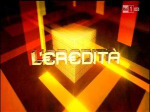 Foto logo L'Eredità