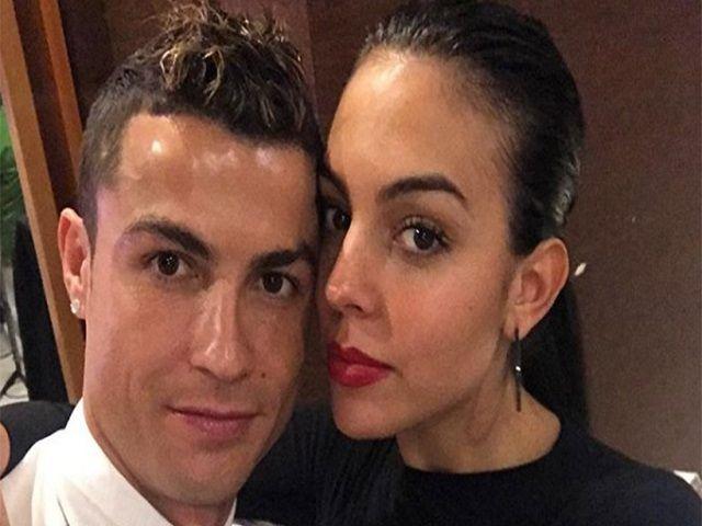cristiano ronaldo e fidanzata