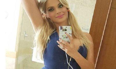 selfie francesca cipriani