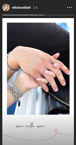 Nilufar Giordano braccialetti