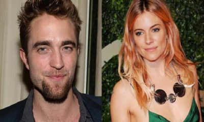 sienna miller e robert pattinson