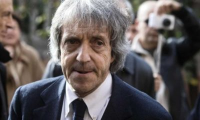 Lutto nel mondo del cinema: è morto Carlo Vanzina