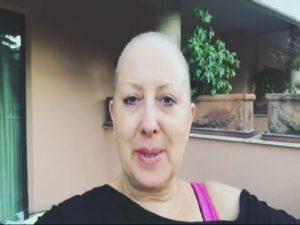 carolyn smith con tumore