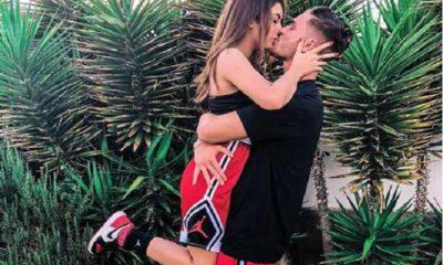 bacio Giordano e Nilufar