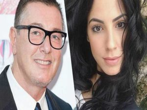 stefano Gabbana commenta Giulia De Lellis sui social