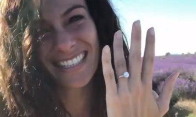paola turani si sposa