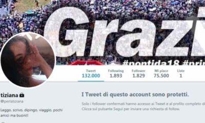 Chi è Perla Tiziana, la fan di Salvini che blocca tutti su Twitter?