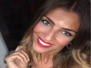 cristina chiabotto selfie