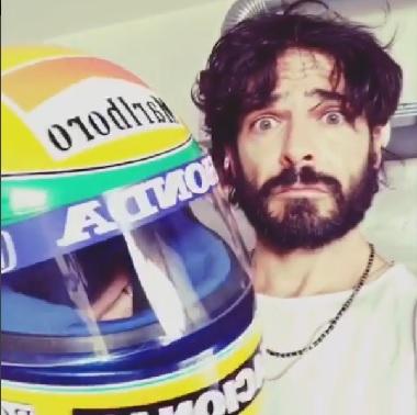 marco Bocci Formula 1 Senna