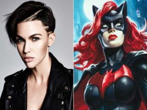 ruby rose è batwoman