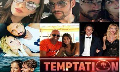 temptation island vip concorrenti