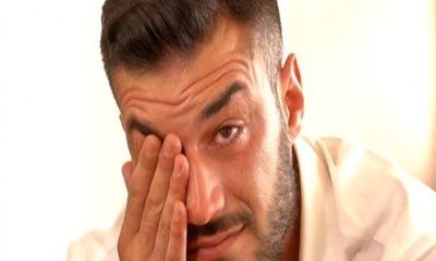 lorenzo riccardi uomini e donne lacrime