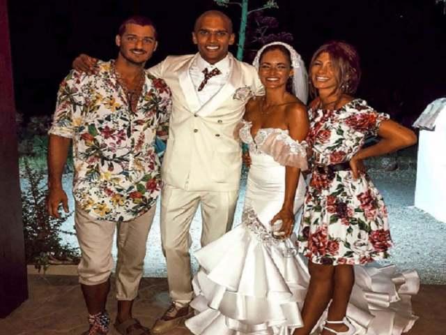 gracia de torres si è sposata