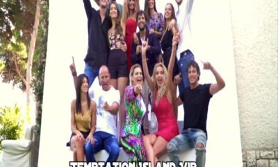 Tempation Ilsland Vip 2018 Cast