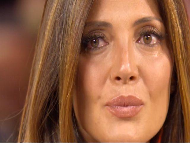 Alessia mancini in lacrime su rai uno il miracolo del for Di chi era la casa di vieni da me