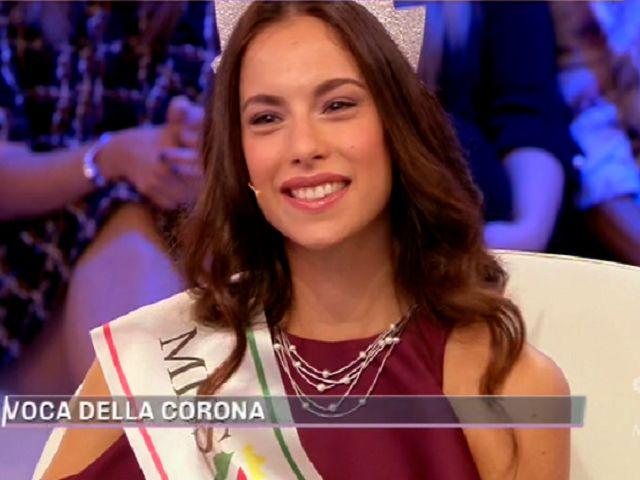 miss italia a pomeriggio 5