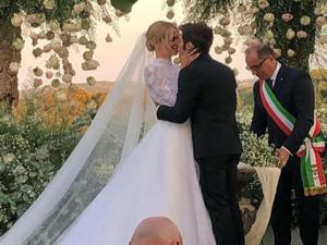 Frasi Matrimonio Non Presenti.Fedez Matrimonio La Frase Di Chiara Ferragni Che Ha Fatto