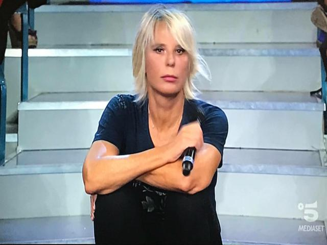 maria de filippi black