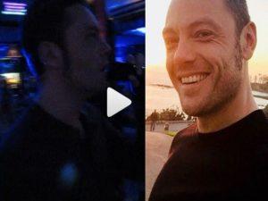 tiziano ferro fa karaoke e nessuno lo riconosce (video)