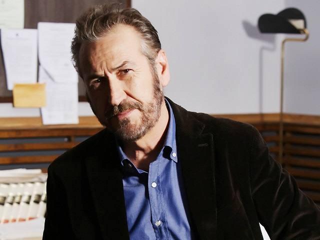 la serie tv con Marco Giallini