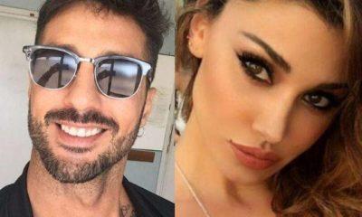 Fabrizio Corona e Belen Rodriguez