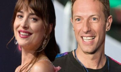 dakota johnson incinta di chris martin