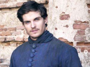 daniel sharman lorenzo il magnifico protagonista i medici 2