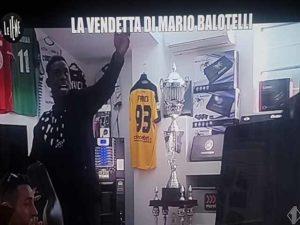 Scherzo Le Iene fratello di Mario Balotelli