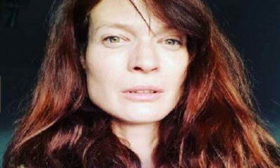Jane Alexander senza trucco