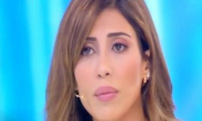 mila suarez intervista domenica live