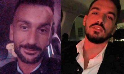 Nicola Panico e Pietro Tartaglione Instagram