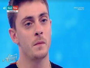 Alessandro Casillo Amici Casting