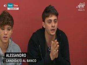 Alessandro cantante Amici 2018 2019