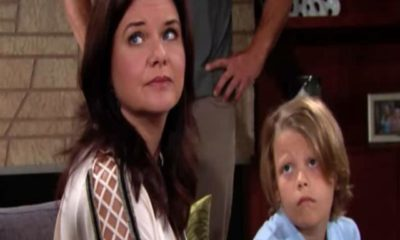 beautiful, katie e il figlio will