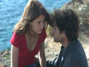 Diego Caterina bacio