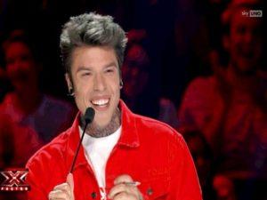 Fedez giudice X Factor