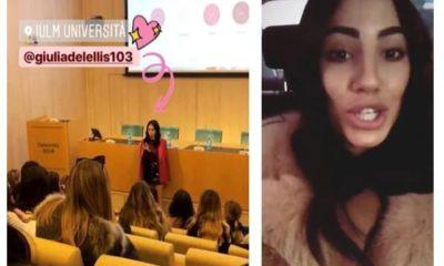 Giulia De Lellis Università IULM