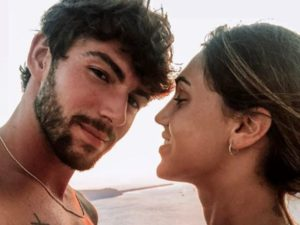 Ignazio Moser Cecilia Rodriguez sunset