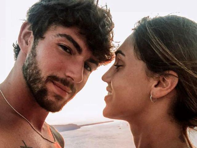 Ignazio Moser e Cecilia Rodriguez maldive