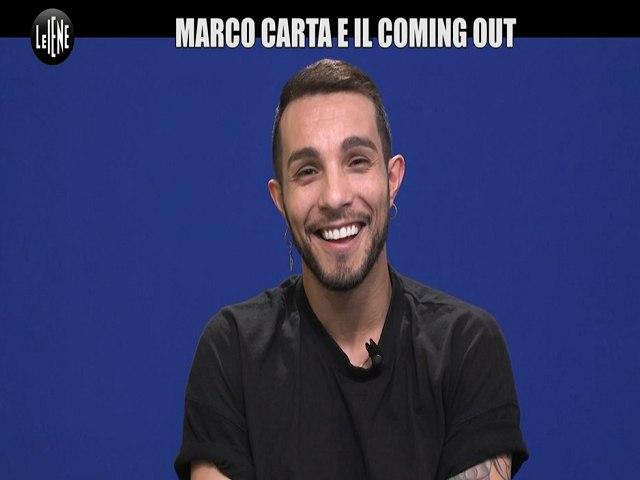Marco Carta gay fidanzato