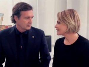 Simona Ventura e Gerò si sono lasciati