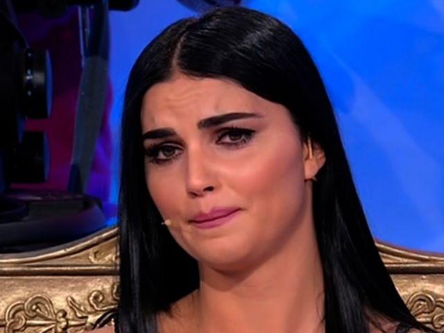 Teresa Langella piange