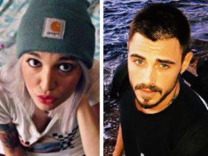 Veronica Satti e Francesco Monte