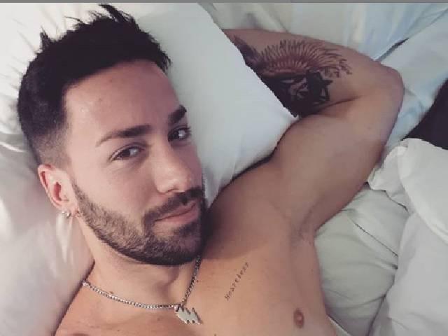 Michael braccio cuscino