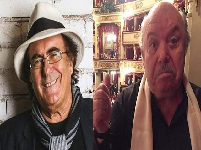 fiction albano e lino banfi