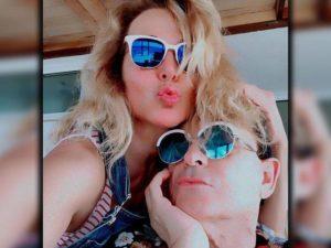 Barbara d'Urso e Cristiano Malgioglio