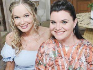 donna e katie logan sorelle beautiful